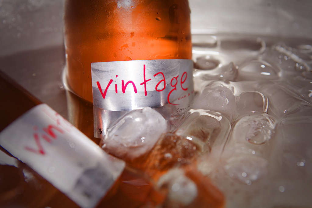 vintage bar à vins